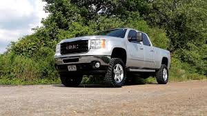 2011 2016 GM HD 3 5 inch No Cut Suspension Lift Kit by Rough ...