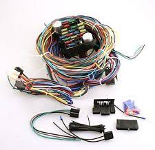 street rod wiring harness southern rods 21 circuit hot rod wiring harness kit complete rat rod street rod