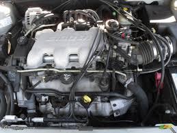 2002 Chevrolet Malibu LS Sedan 3.1 Liter OHV 12-Valve V6 Engine ...