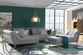 Entdecke wohnideen wohnzimmer im skandinavischen, provenzalischen und industriellen stil. Wohnlandschaft Grau Wohnen Wohnung Innenarchitektur Einrichten Und Wohnen Wohnzimmer