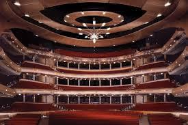 The Ellie Caulkins Opera House Lighting Design Horton