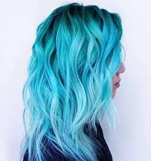 Pastel Light Blue Hair 50 Fun Blue Hair Ideas To Become More Adventurous In 2020