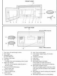sharp microwave parts. image sharp microwave parts m