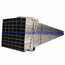 Hollow Section Jis Standard Galvanized Square Tube Pipe