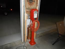 tire inflator gas station. i got this one at an estate auction last summer. tire inflator gas station r