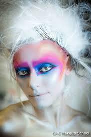mua roque cozzette with cmc makeup model alexandra puentes at the makeup show dallas