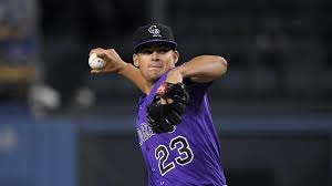 Rockies Pitcher Peter Lambert, Rehabilitating Forearm Injury, Is Nearly  Ready To Start Throwing