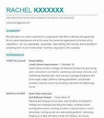 Find Resume Examples In Glendale Az Livecareer