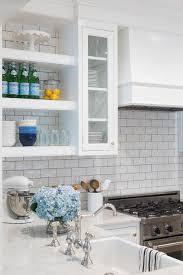 gray and white quartzite kitchen countertops