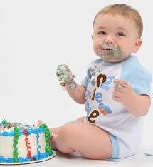 Boys Cake Smash Bodysuit Boys 1st Birthday Romper Blue Mumsy Goose