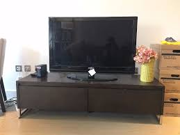 dark wood tv stand or file cabinet  in holborn london  gumtree