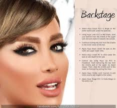 maya diab make up