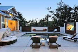 sarasota for a contemporary pool with a led outdoor landscape lighting and 2016 home of
