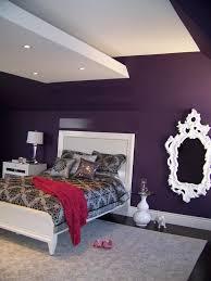 Purple Decor For Bedroom Purple Black And White Bedroom Ideas