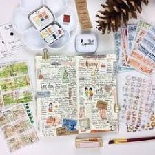 inspiration and ideas for keeping an art journal or travel journal love these midori travelers