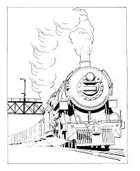 Book idea to match freight train, by crews. Polar Express Coloring Pages Best Coloring Pages For Kids