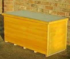 wood storage box. 322 litres wood storage box