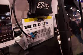 sema 2018 tci automotive wireless ez tcu transmission controller it s that time of year again and the sema show is in full swing every year we make it a point to stop by the comp performance group s booth because there