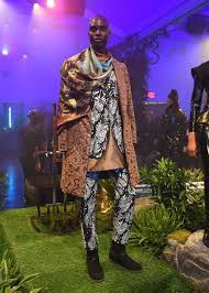 Black Designers Fashion Week Marvels Superhero Black Panther Invades New York Fashion