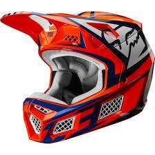 Fox Racing 2020 V3 Helmet Idol