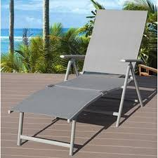 folding lawn lounge chairs. Delighful Lawn Otterbein Folding Reclining Adjustable Chaise Lounge Intended Lawn Chairs I