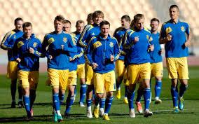Украина сыграет товарищеский матч со Словенией в ноябре