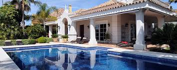 Luxury 5 Bedroom Spanish Villa Close To Puerto Banus SpainSpanish Villa