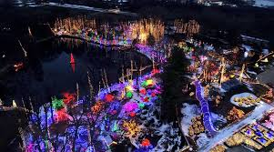 Holiday Light Show At Rotary Botanical Gardens Botanical Gardens Light Show 2019 2020 New Car Reviews