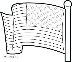 American Flag Coloring Page 789 Flag Coloring Page Flag Coloring