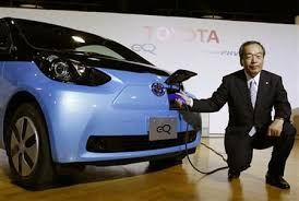 new release electric carToyota drops plan for widespread sales of electric car  Reuters