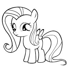 Small Picture My Little Pony Coloring Pages Fluttershy Coloring Coloring Pages