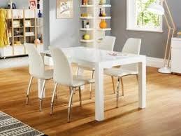 harveys harveys arlo extending dining table 4 arlo chairs