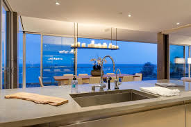 Beach House Kitchen Modern Malibu Beach House Rooms With A View
