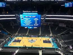 Spectrum Center Seating Situal Info