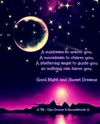 Good Night Dream Quotes Best of Good Night And Sweet Dreams Quote Via Ups Downs Roundabouts At