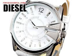 watchlist rakuten global market diesel diesel quartz men x27 s white diesel diesel quartz mens watch dz1405