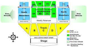 16 Symbolic Acm Dallas Seating Chart