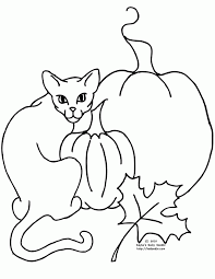 Small Picture Spooky Coloring Pages Coloring Home
