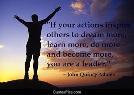 John Quincy Adams Quotes Classy If Your Actions Inspire Others John Quincy Adams Quotes Pics