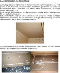 Bauanleitung Für Ein Terrarium 120cm X 60cm X 90cm Pdf