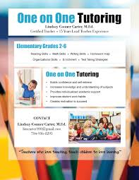 tutor flyer templates free 20 tutoring flyer templates and designs psd word ai