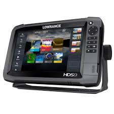 Lowrance Hds 9 Gen3 Insight Usa With 83 200 Khz Transom Mount Transducer