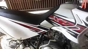 Yamaha Xtz 125 Decals Design Yamaha Xtz 125 Xtz New 2014 Motorcycle Youtube