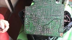 Reparación Tv Led TD System No Black Light Solo Audio  YouTubeTelevision Oki Se Oye Pero No Se Ve