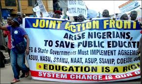 Image result for pictures of asuu strike