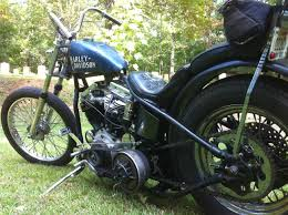 my 1948 panhead i still can t believe i own this runs like a