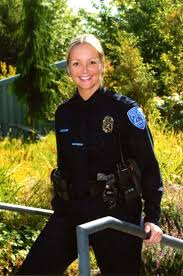 About Town: After 13 Years, KPD's Audra Weber Still Loves Being a Cop    Kirkland, WA Patch