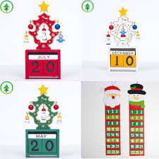 Baby Countdown Calendar Us 2 75 12 Off Personalised Santa Christmas Advent Calendar Countdown Xmas Baby Gift Pocket Day In Advent Calendars From Home Garden On Aliexpress