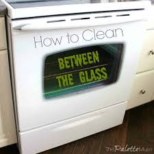 the glass door of your maytag oven