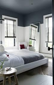 half painted wall ideas bedroom